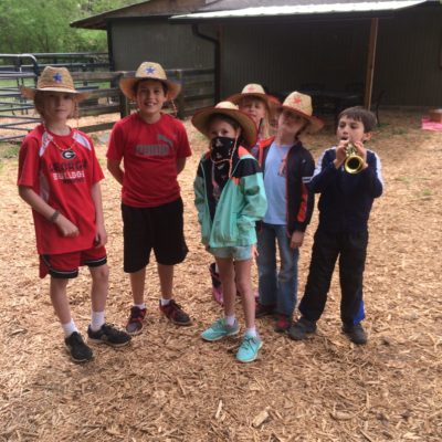 Creative play: costumes for dramatic play