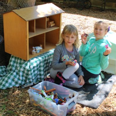 Creative Play: Doll house