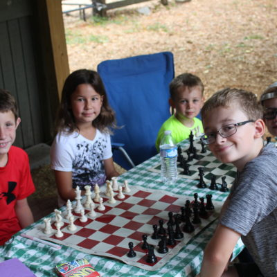 Board Games: Chess
