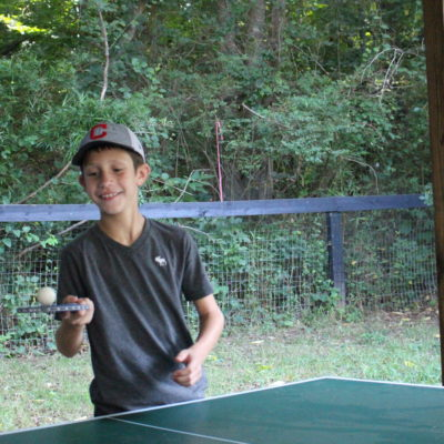 Sports and Outdoor Games: Ping pong