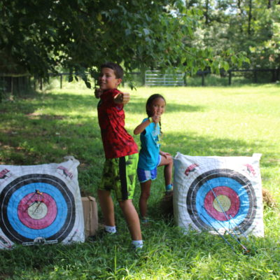 Sports and Outdoor games: Archery